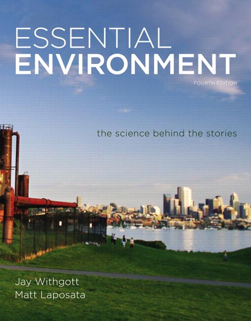 Withgott laposata essential environment the science behind the essential environment the science fandeluxe Images