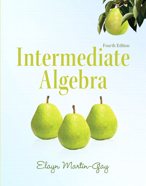 Intermediate Algebra plus MyLab Math/MyLab Statistics -- Access Card Package
