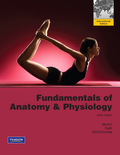 Fundamentals of Anatomy & Physiology Plus Mastering A&P with eText -- Access Card Package: International Edition, 9th Edition