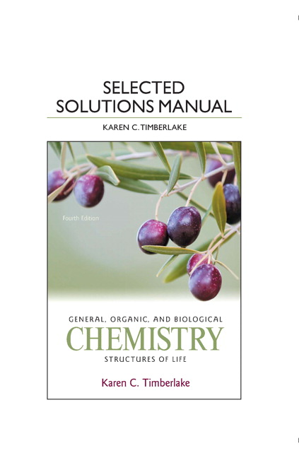openstax chemistry instructor solution manual