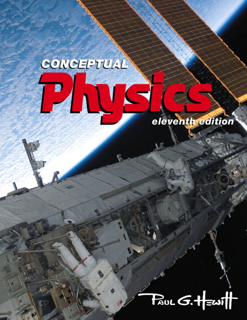 Hewitt Conceptual Physics Plus Mastering Physics With EText