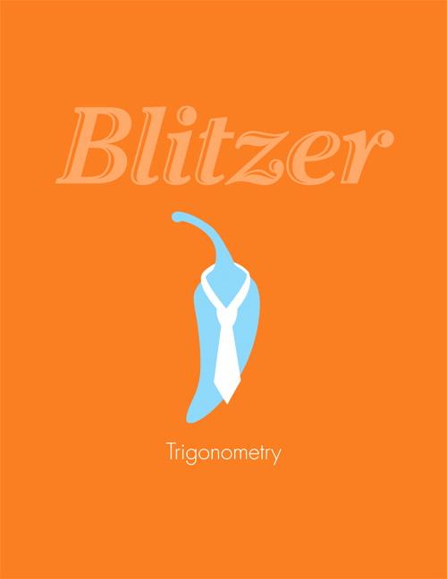 Blitzer, Trigonometry | Pearson