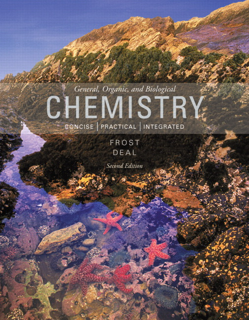 Frost deal general organic and biological chemistry pearson view larger fandeluxe Images