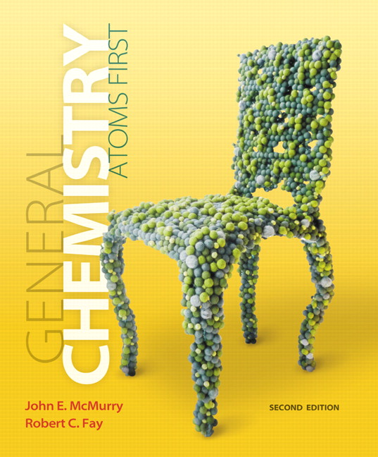 General Chemistry: Atoms First, 2nd Edition