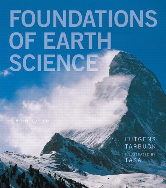 Lutgens Tarbuck Tasa Foundations Of Earth Science 8th