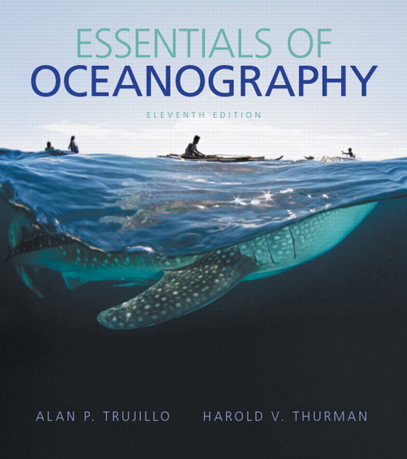 Essentials of Oceanography, 11th Edition