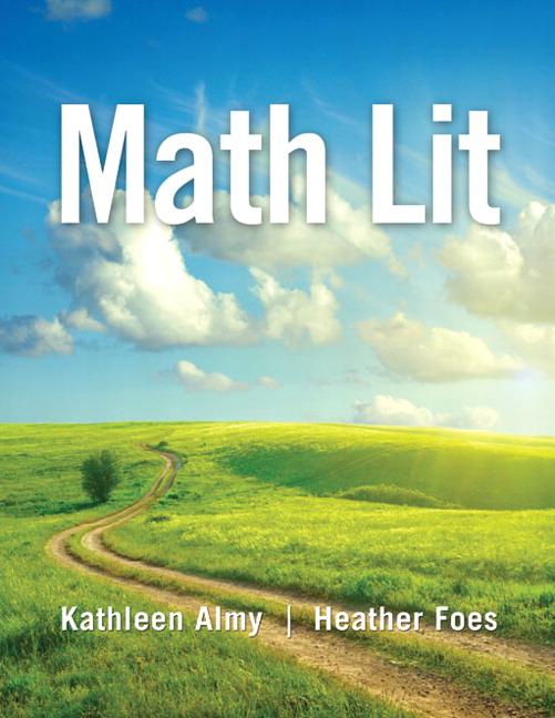 Almy & Foes, Math Lit | Pearson