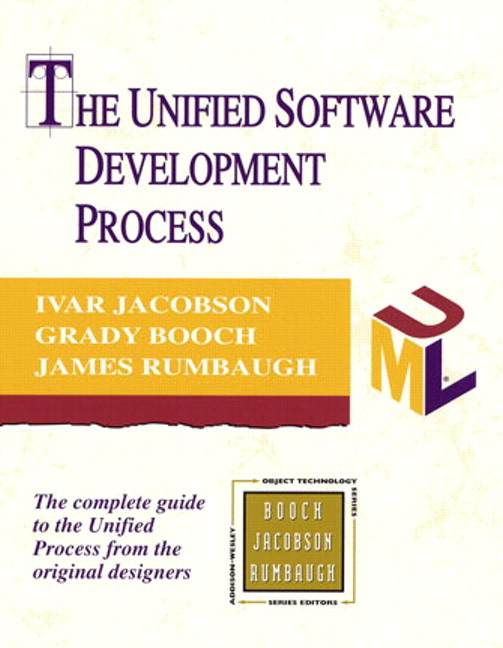 Unified Software Development Process (Paperback), The