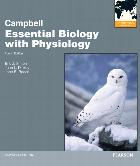 Campbell Essential Biology with Physiology: International Edition, 4th Edition