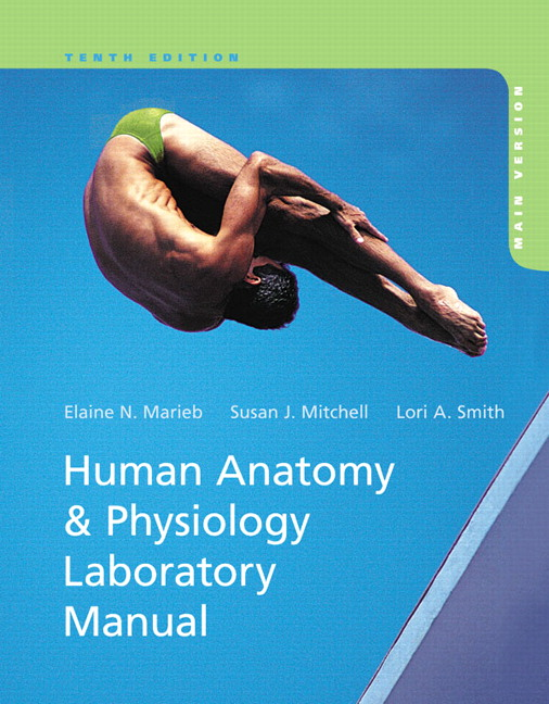 "human anatomy physiology laboratory manual chapter 3 Human anatomy & physiology has launched the careers of more than three  million  each chapter opens with a visual ""chapter roadmap"" that guides  students  anatomy & physiology laboratory manuals—helping millions of future  health."