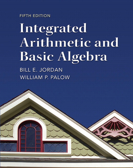 Integrated Arithmetic and Basic Algebra, 5th Edition