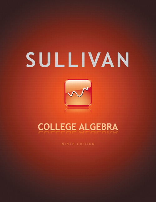 College Algebra (Subscription)