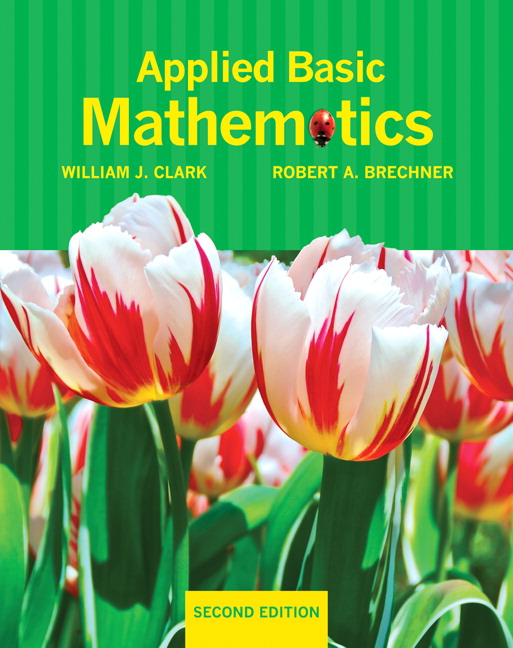 Applied Basic Mathematics (Subscription)