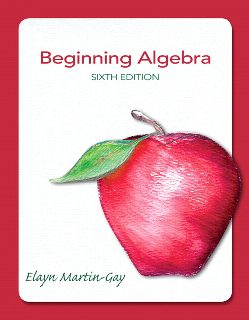 Beginning Algebra (Subscription)