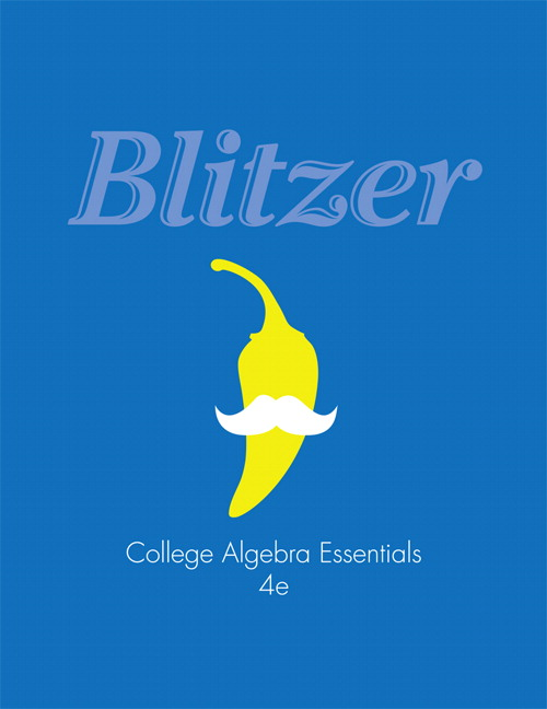 Blitzer college algebra essentials pearson view larger fandeluxe Choice Image