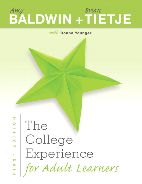 College Experience for Adult Learners, The