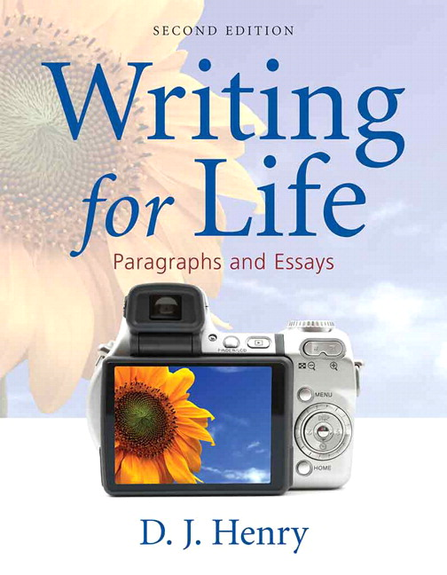 writing for life paragraphs and essays 2nd edition Writing for life paragraphs and essays 2nd edition henry writing series 9780205668717 writing for life: paragraphs and essays , writing for life: paragraphs.