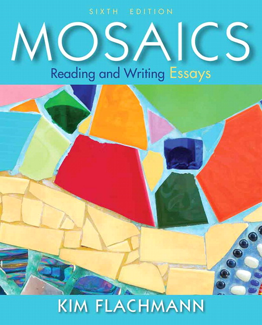 mosaics focusing on essays Paradigmatic tensions in the mosaic literature i particularly focus on the  possibility that these tensions may lead to the exclusion of some children from.