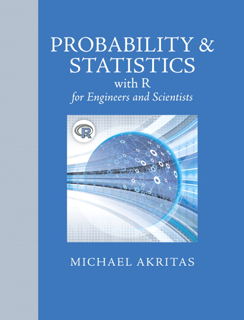 Akritas probability statistics with r for engineers and book cover fandeluxe Choice Image