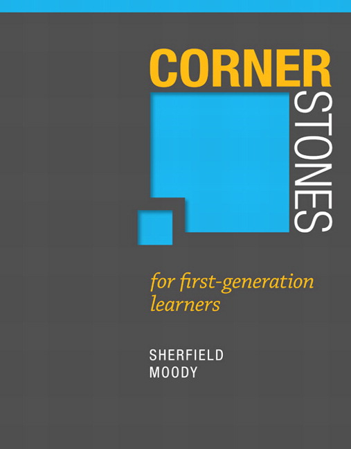 Cornerstones for First Generation Learners