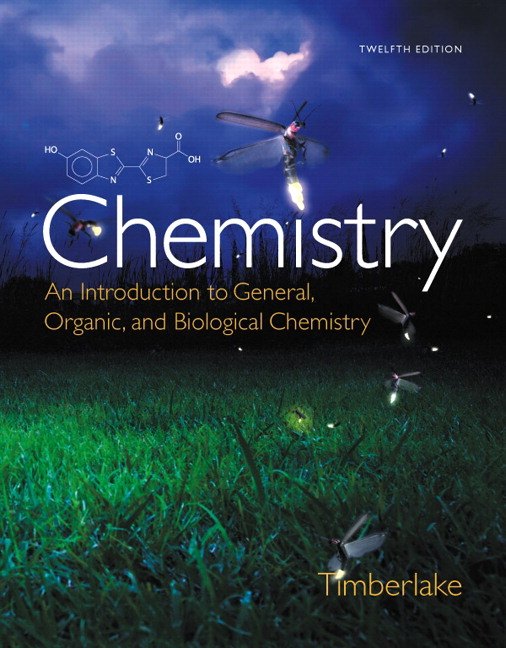 Timberlake, Chemistry: An Introduction to General, Organic