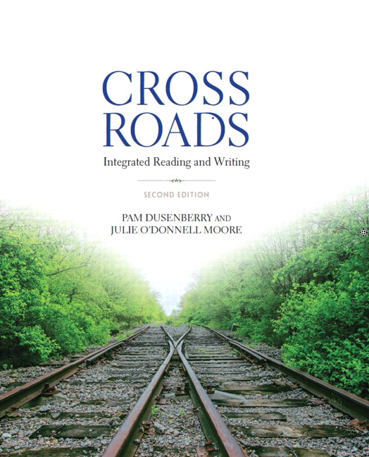 dusenberry moore crossroads integrated reading and writing 2nd
