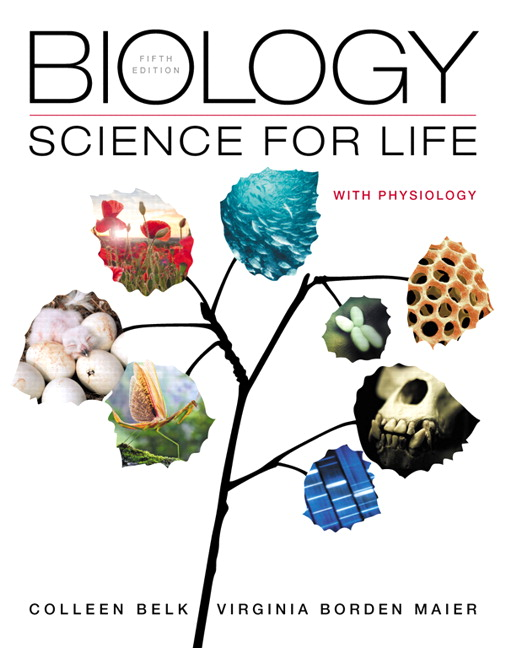 Test bank for biology science for life with physiology 3/e by belk.