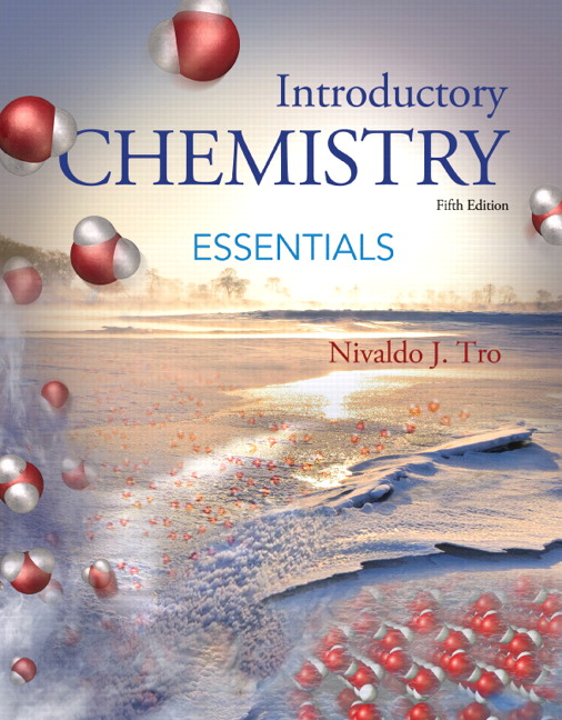 Introductory Chemistry Essentials Plus Mastering Chemistry with eText -- Access Card Package