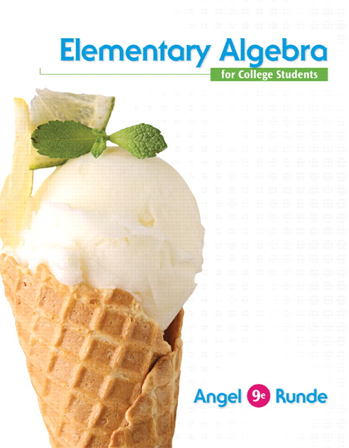 Elementary Algebra For College Students Plus NEW MyLab Math with Pearson eText -- Access Card Package