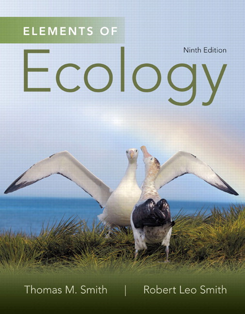 Elements of Ecology, 9th Edition