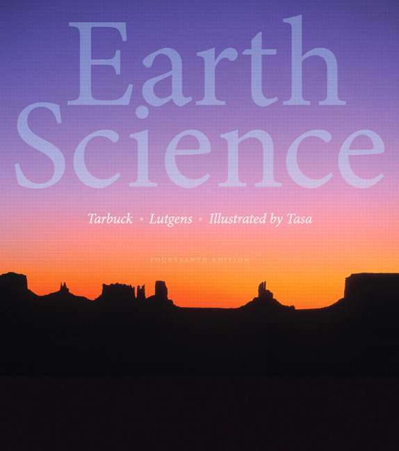 Earth Science, 14th Edition