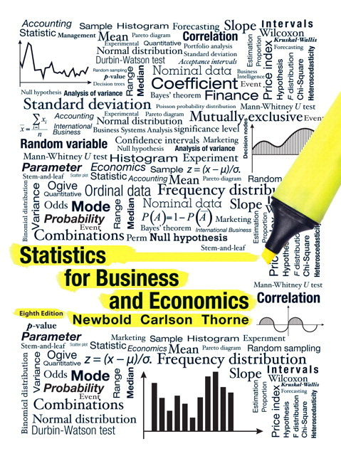 Pearson education mylab statistics with etext for business statistics for business and economics plus mylab statistics with pearson etext access card package 8th edition fandeluxe