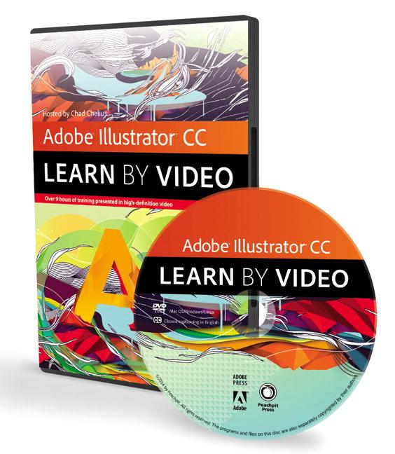 Adobe Illustrator CC: Learn by Video | Peachpit