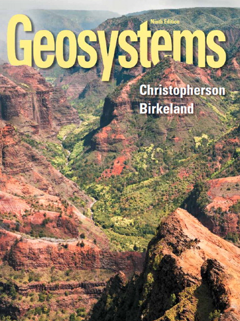 Physical Geography, 10th Edition Petersen, Sack, Gabler