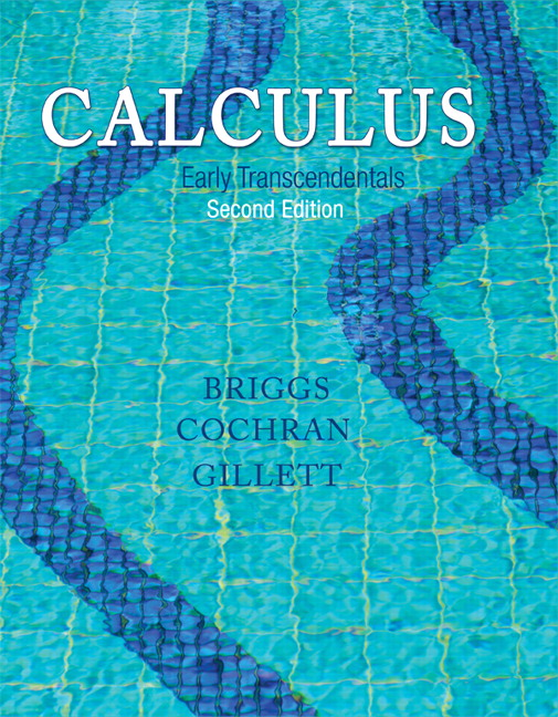 calculus early transcendentals manual