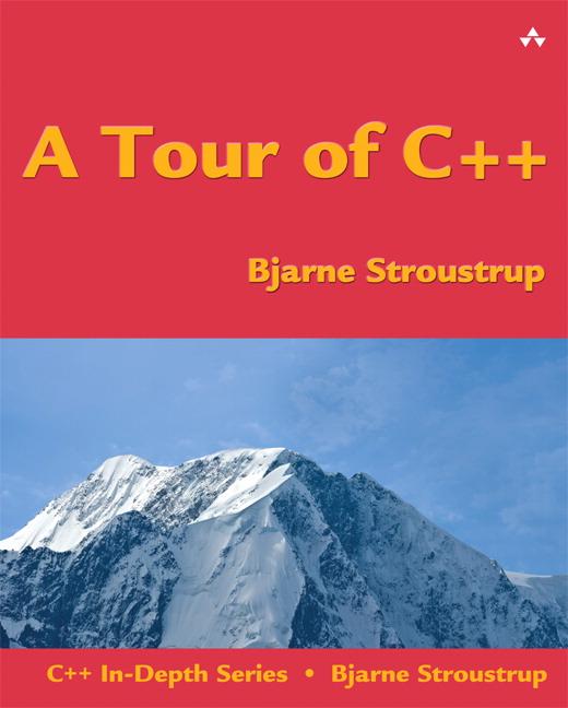 Tour of C++, A