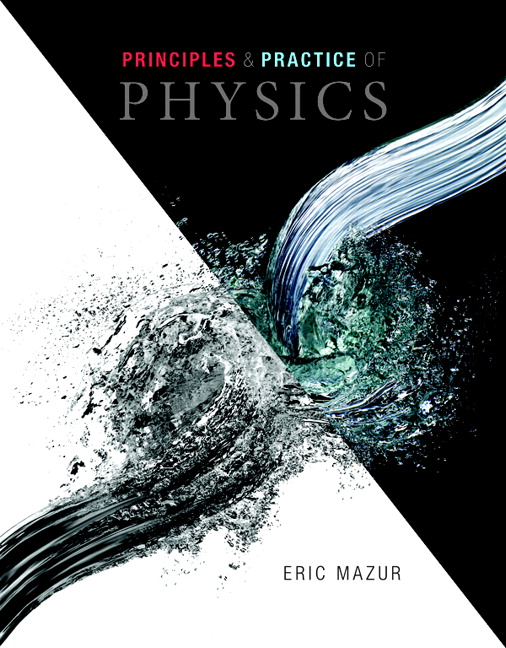Mazur principles practice of physics plus mastering physics with principles practice of physics subscription fandeluxe Gallery