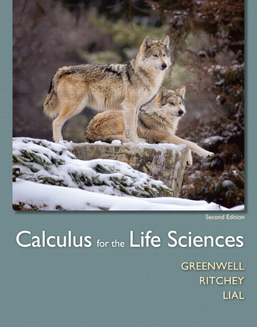 Calculus for the Life Sciences, 2nd Edition