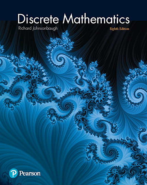discrete mathematics johnsonbaugh pdf 8th edition