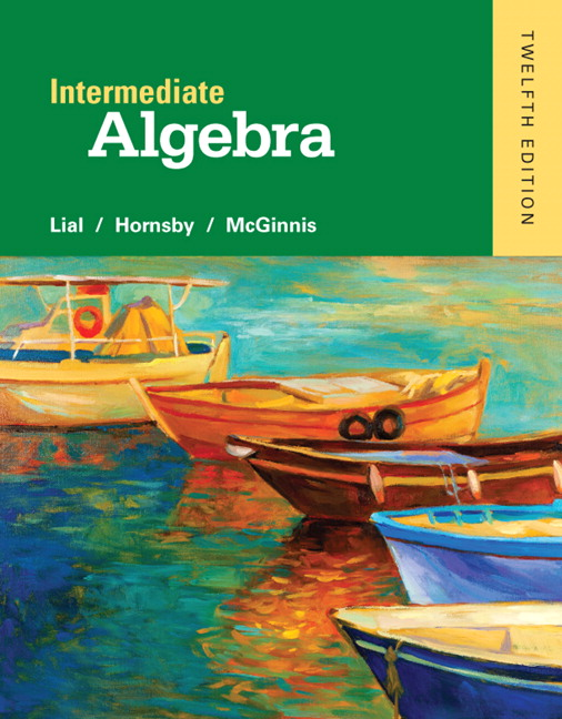 Lial hornsby mcginnis intermediate algebra pearson intermediate algebra plus new mylab math with pearson etext access card package 12th edition fandeluxe Gallery