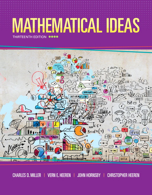Mathematical Ideas plus MyLab Math -- Access Card Package