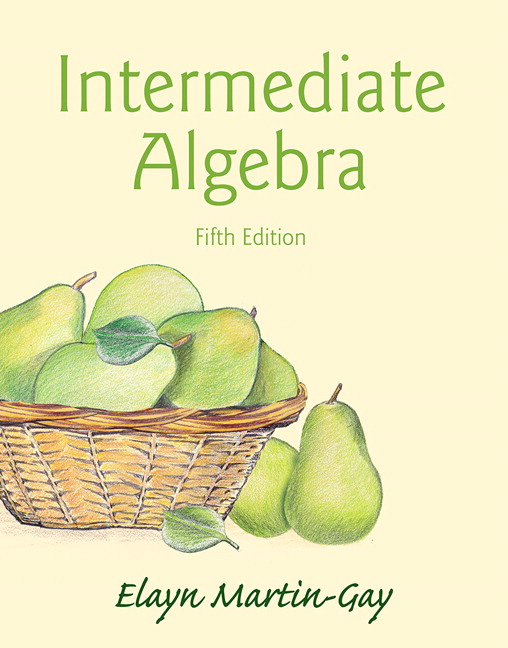 Intermediate Algebra Plus NEW MyLab Math with Pearson eText -- Access Card Package