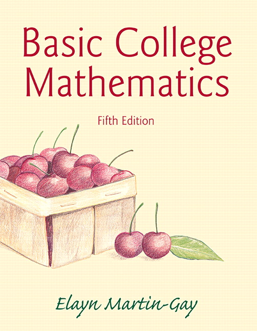 Basic College Mathematics (Subscription)