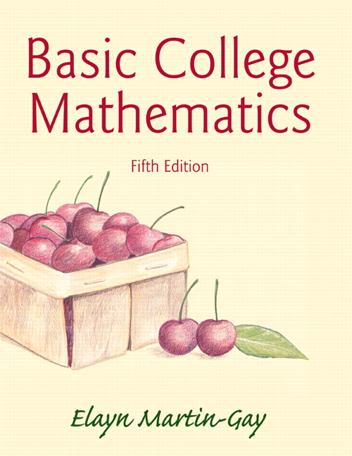 Basic College Mathematics, 5th Edition