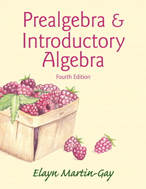 Prealgebra & Introductory Algebra Plus NEW MyLab Math with Pearson eText -- Access Card Package