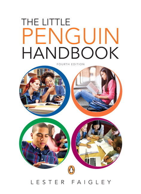 Little Penguin Handbook, The, 4th Edition