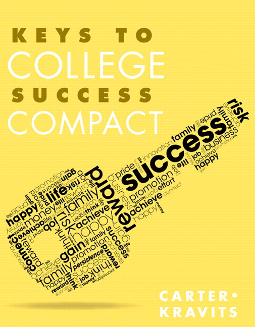 Keys to College Success Compact Plus NEW MyLab Student Success with Pearson eText -- Access Card Package
