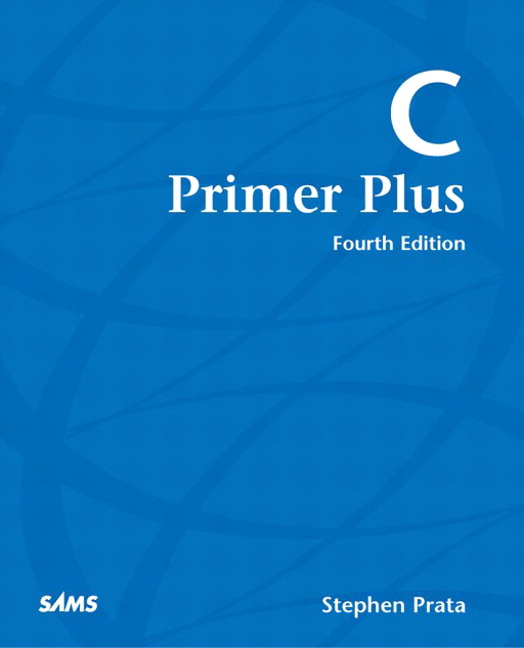 Prata, C Primer Plus
