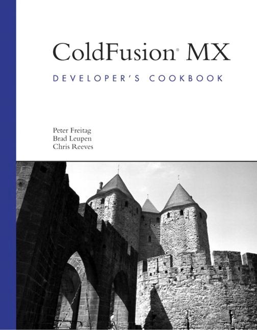 ColdFusion MX Developer's Cookbook