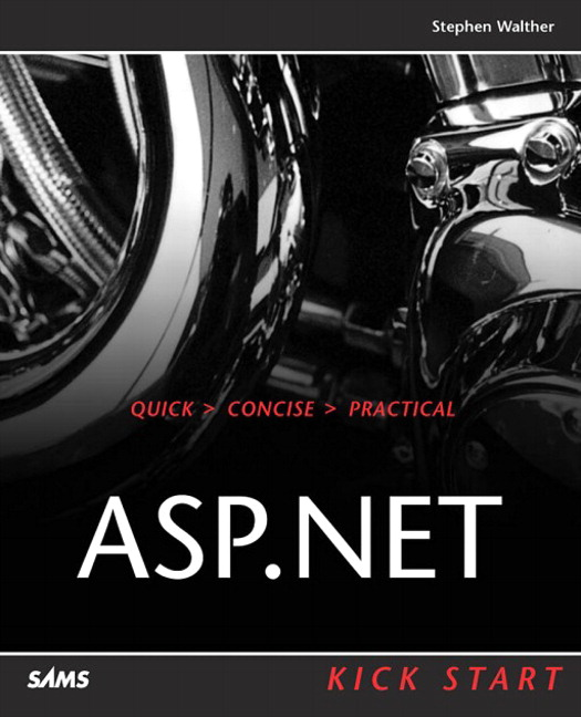ASP .NET Kick Start